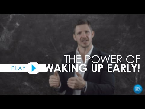 The Power Of Waking Up Early