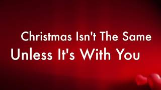 All I Want For Christmas Is You Song To Send That Special Someone You 39 Re Missing