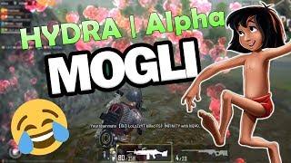 CHADDI PAHEN K PHOOL KILA HAI😝 || H¥DRA | Alpha PUBG MOBILE HIGHLIGHTS!