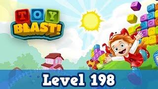 Toy Blast Level 198