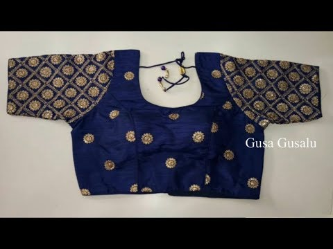 new Stylish Designer ready made blouses for pattu sarees | Blouse Designs 2019 | New Design Models