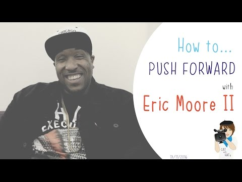 How to push forward with drummer Eric Moore MP3