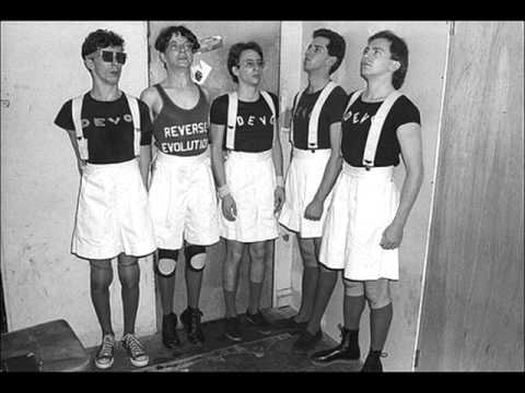 Devo - I Been Refused