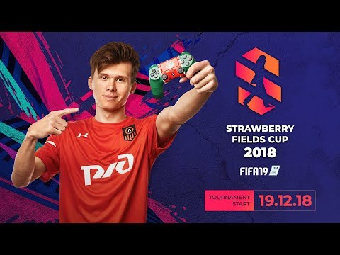 STRAWBERRY FIELDS CUP // FIFA19 // LIVE