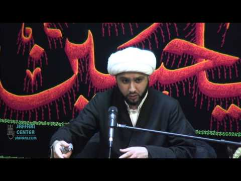 4th Muharram 2015/1437 Sheikh Abbas Panju English Majlis