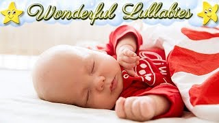 1 Hour Super Calming Baby Sleep Music ♥  Best Soft Bedtime Lullaby ♫ Good Night Sweet Dreams