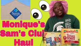 Family of 3, $200 Sam's Club Grocery Haul | 😂😩