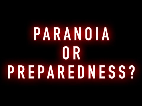 Paranoia or Preparedness: Active Shooter Situations