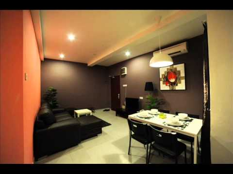 3 Bedroom Family Suite in The Osborne Apartment Ipoh Perak Malaysia