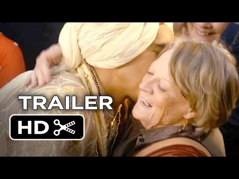 The Second Best Exotic Marigold Hotel Official Trailer #2 (2015) - Maggie Smith, Judi Dench Movie Hd video
