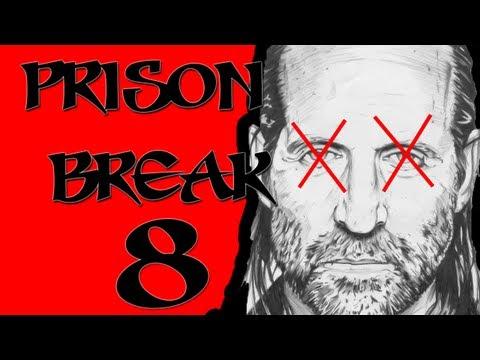 Abruzzi Lixo - Prison Break (capítulo 8)