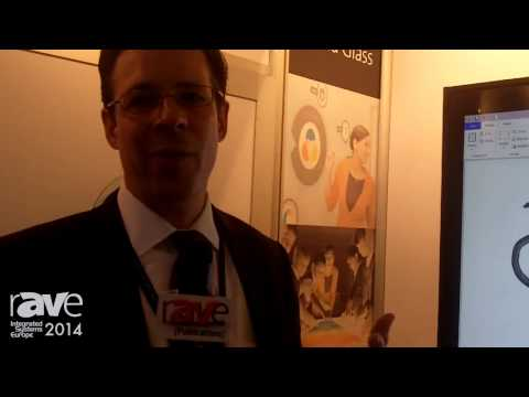 ISE 2014: Corning Gorilla Glass Demos a Large Size PCAP Display