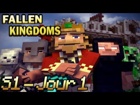 Fallen Kingdoms S1 | Jour 1 | Taso27 hugueskp59 video
