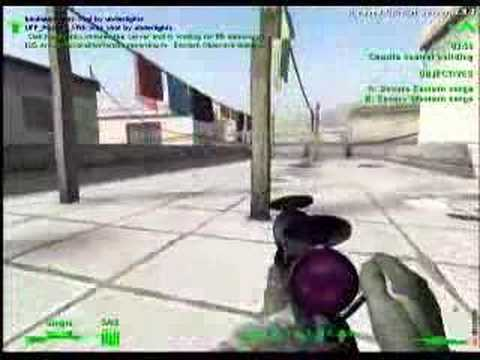 Wedge in America s Army - Urban Assault 2