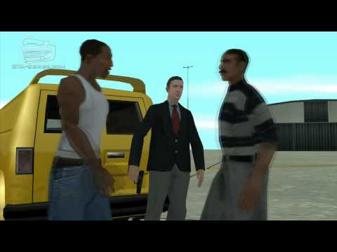 GTA San Andreas - Walkthrough - Mission #48 - Mike Toreno (HD)