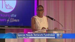Pat Harvey Emcees 9th Annual Pink Pump Affair