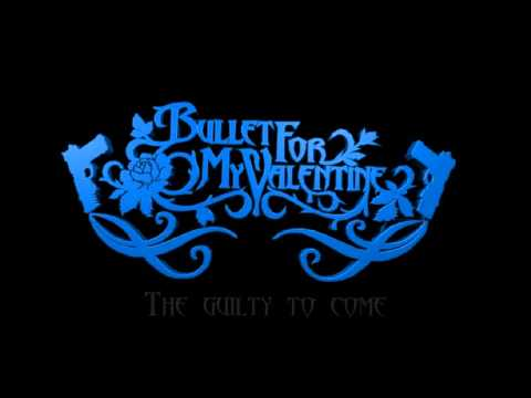 Bullet For My Valentine - Tears Don't Fall Part 1 And 2 Lyrics video