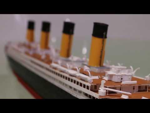 A Sinking Model Titanic