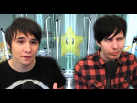 Dan and Phil - Internet University Semester 1 - Nigel Thornbury