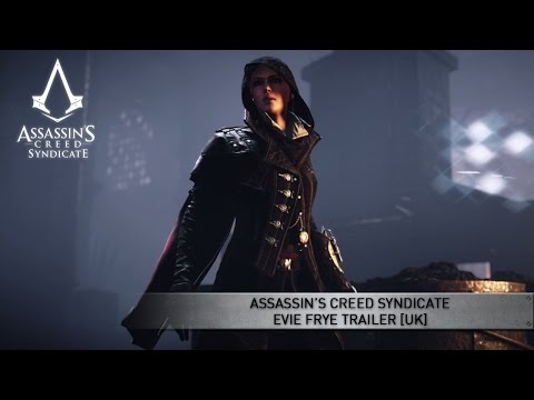 Assassin's Creed Syndicate Evie Frye Trailer [UK]