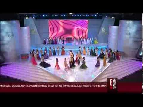 Miss World 2010 Hd Opening video