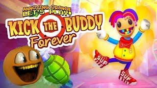 Kick the Buddy Forever #1 [Annoying Orange Plays]