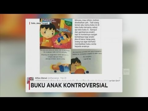 Buku Anak Kontroversial ' Aku Berani Tidur Sendiri'