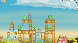 Angry Birds 1 #1 O começo