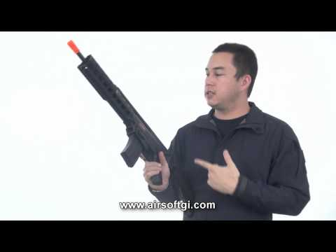 Airsoft GI - Echo 1 MTC1 and MTC2 AEG Review (Modular Tactical Carbines)