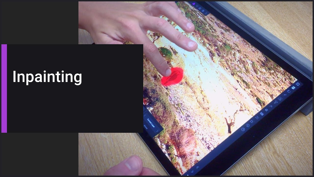 video inpainting thesis Video created by duke university for the course image and video processing: from mars to hollywood with a stop at the hospital students will get involved with a very exciting topic, since image and video inpainting is one of the most used.
