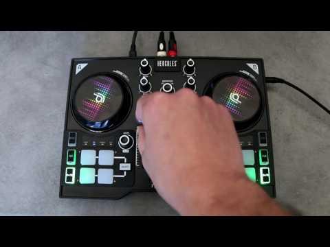 Hercules DJControl Instinct P8 Party Pack (Analísis en español)