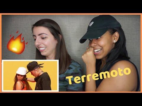 Anitta & Kevinho - Terremoto    REACTION