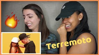 Anitta Kevinho Terremoto Official Music Audio Reaction