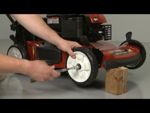 Wheel - Toro Lawn Mower