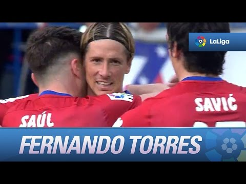 Golazo de Torres (1-0) Atlético de Madrid - Celta de Vigo