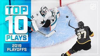 Top 10 Plays of the 2019 Stanley Cup Playoffs