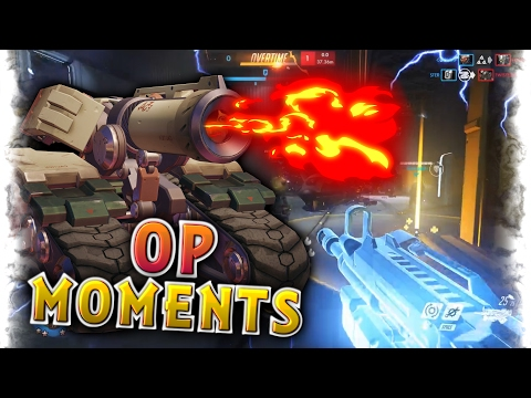 New BUFFED Bastion MONTAGE | Overwatch Buffed Bastion Gameplay Moments