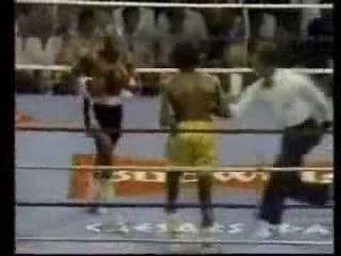 Boxing Hearns Vs Hagler round 1