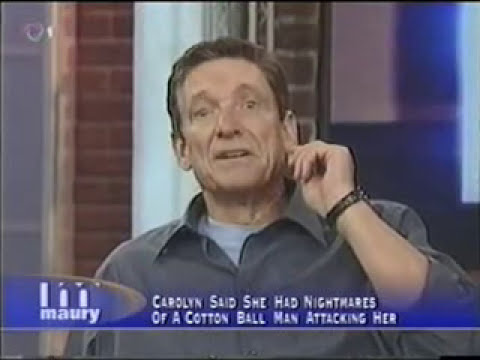 MAURY PHOBIAS - Fear of Birds & Cotton Balls