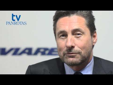 CEO da Aviareps, Michael Gaebler fala sobre escritório do Brasil