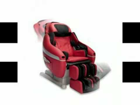 "Inada Massage Chairs HCP-10001A(RD) Sogno Dreamwave Massage Chair, Red "" Best Review"