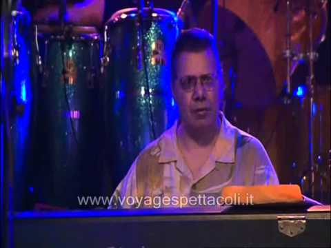 Thumbnail of video CARLOS SANTANA CHICK COREA LIVE montreux jazz festival 2004 By Voyage Spettacoli