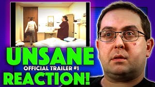 REACTION! Unsane Trailer #1 - Claire Foy Movie 2018