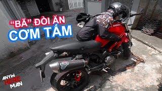 Chủ nhật của AM   Cơm tấm ngon nhất Sài Gòn và quán cafe dành cho biker