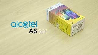 Unboxing - Alcatel A5 LED