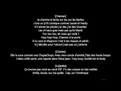 Columbine Feat. Charles Vicomte - Dom Pérignon (paroles)