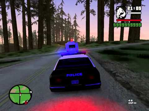 GTA San Andreas First Response v2.5 (SAPD:FR) - Stolen Vehicle