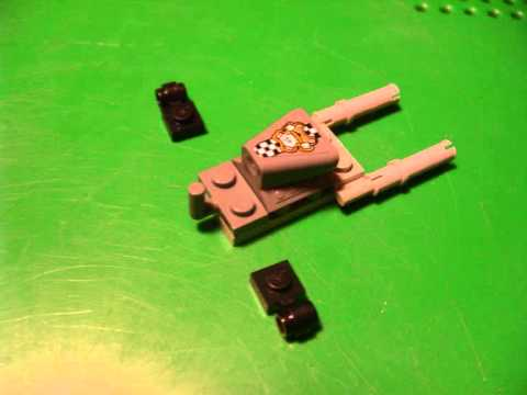 Comment faire une moto lego star war youtube - Comment faire une ville lego city ...