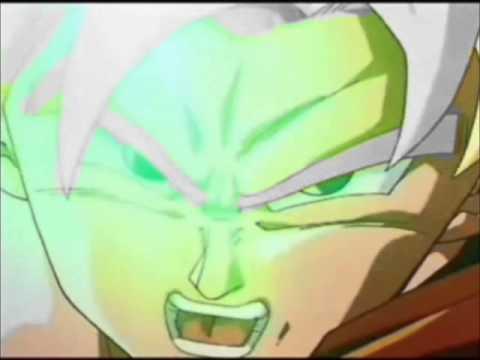 Goku Ssj5 Gohan Ssj5 Y Goku Jr Hacen El Kamehameha Contra Broly Ssj5 video