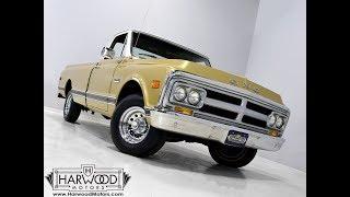 115036 1969 GMC Pickup